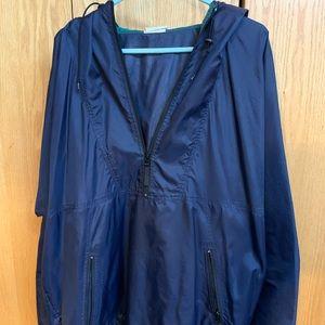 VINTAGE! Helly Hansen Pullover Hooded Rain Jacket